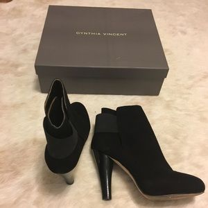 Cynthia Vincent Booties